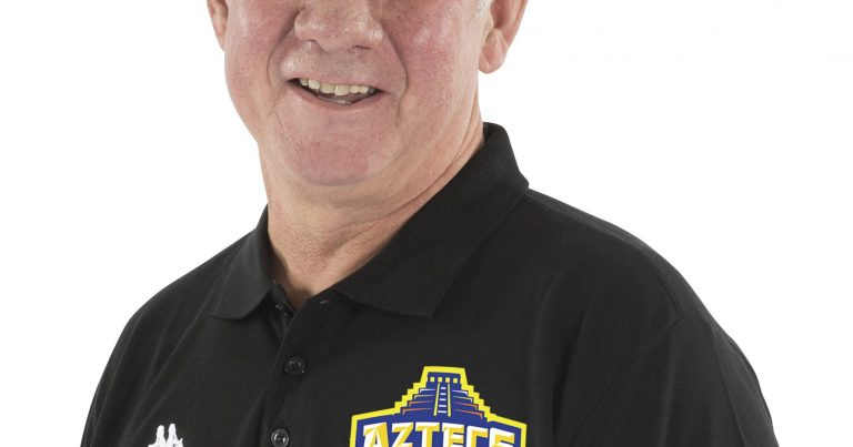 Coach Purvey Commits to Aztecs