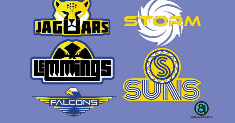 New Season, New Team Logos!