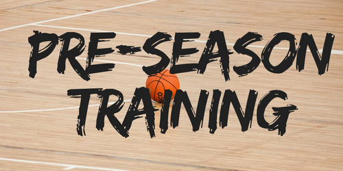 Open training – 23rd and 30th August