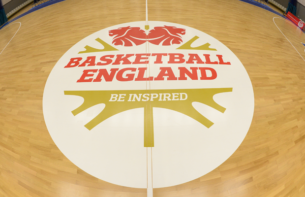 Register with England basketball